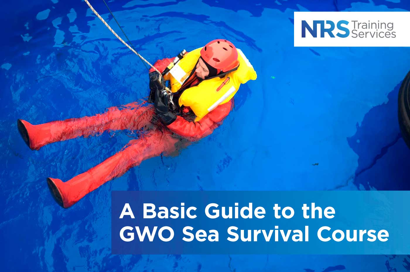 GWO Sea Survival Course