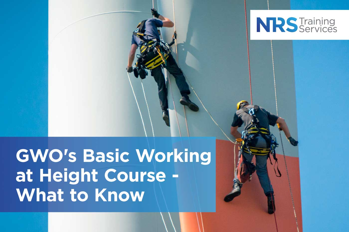 GWO's-Basic-Working-at-Height-Course