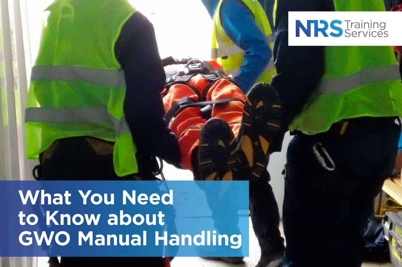 Manual Handling training photo