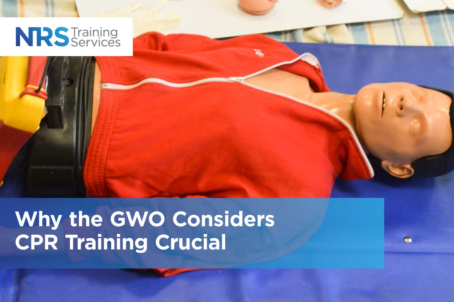 Why the GWO Considers CPR Training Crucial