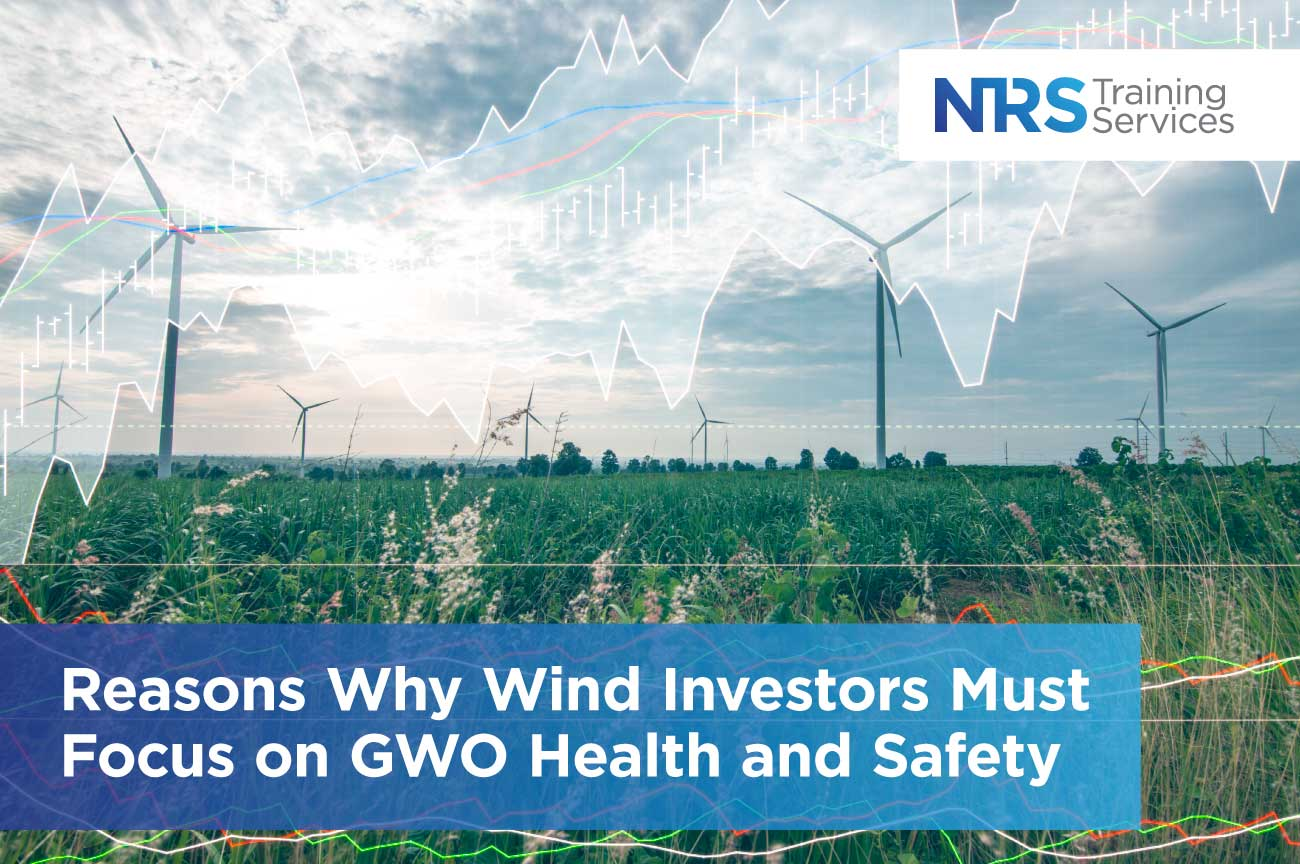 Reasons Why Wind Investors-Must-Focus-on Gwo Health and Safety