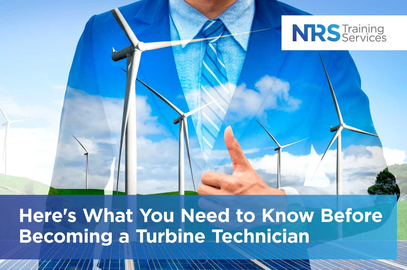 What You Need to Know Before Becoming a Turbine Technician