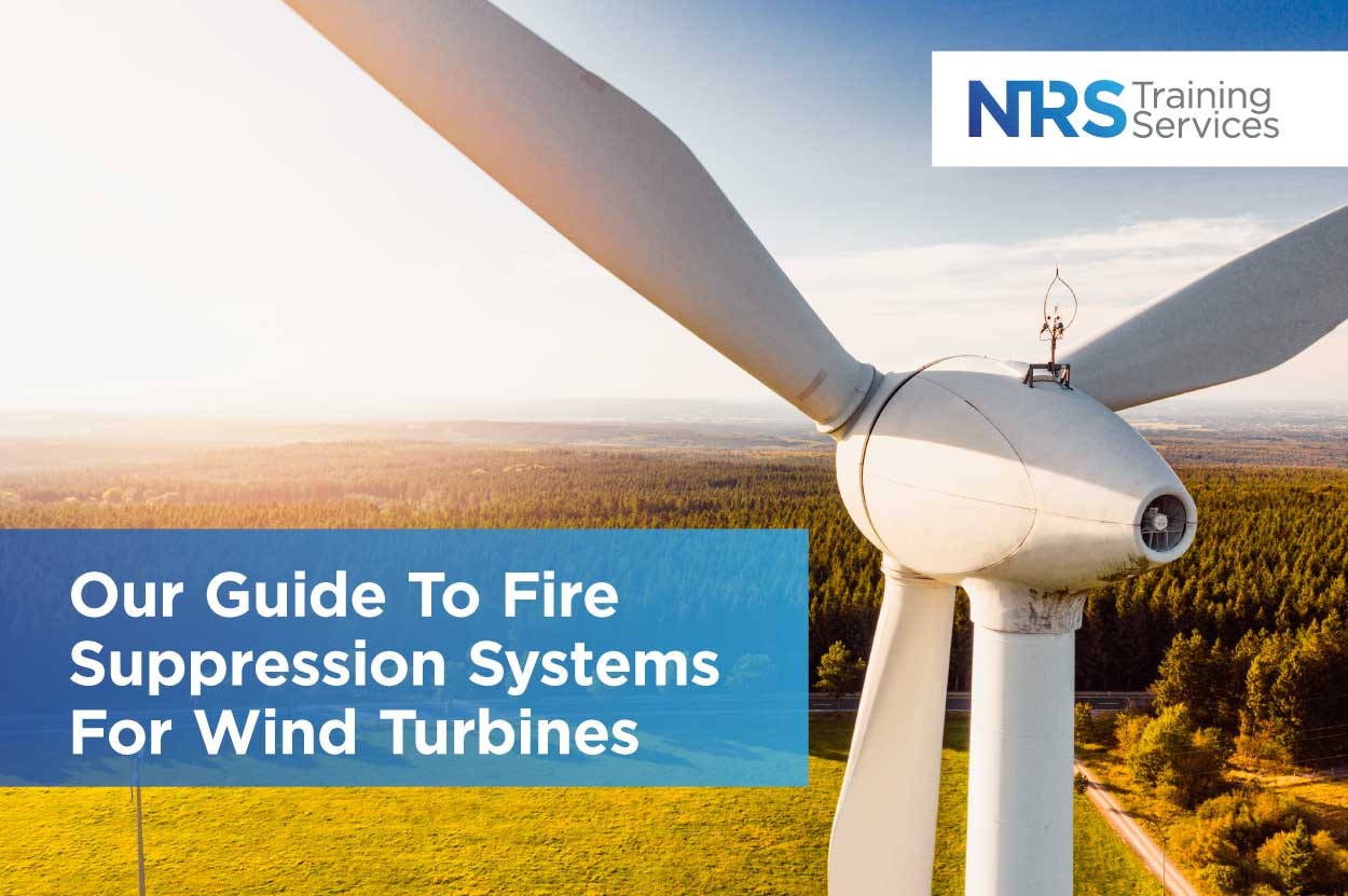 Fire Suppression Systems For Wind Turbines